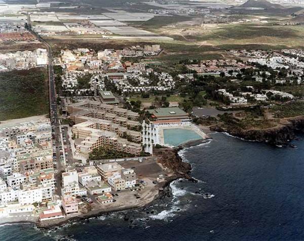 Playa La Ballena