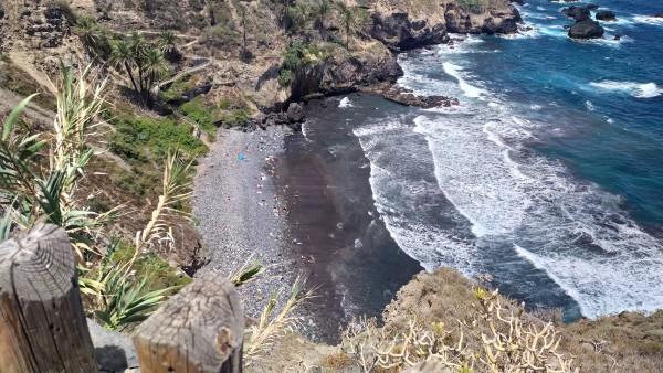 Playa de Castro / La Fajana