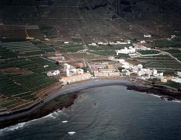 Playa La Caleta de Interián