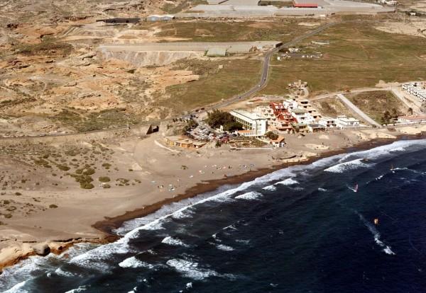Playa Leocadio Machado