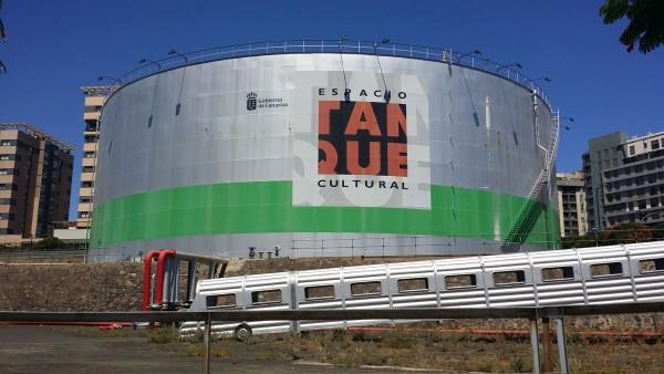 Foto 01 - Centro Cultural El Tanque
