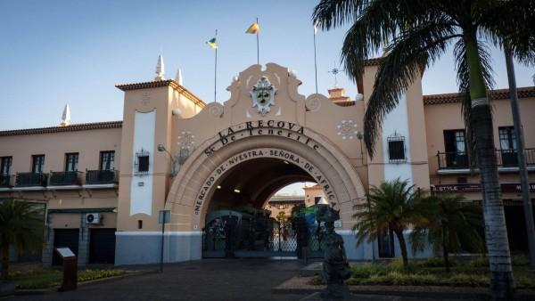 Foto 01 - Mercado De Nuestra Señora De África