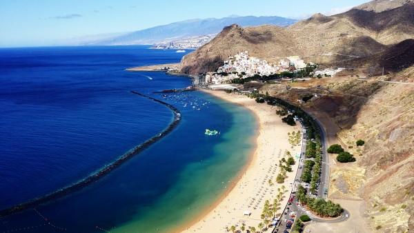 Foto 01 - Playa de Las Teresitas