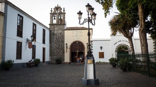 Foto 01 - Santuario Del Santisimo Cristo De La Laguna