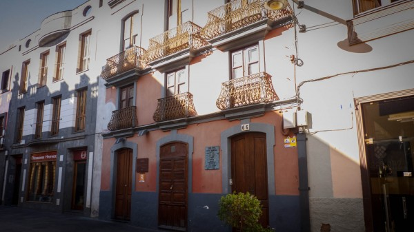 Foto 02 - Casa Natal De Oscar Dominguez