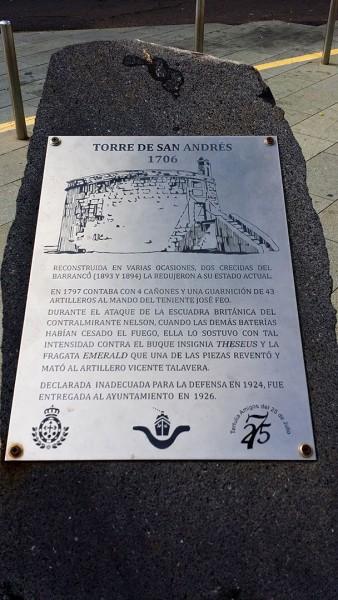 Foto 02 - Castillo De San Andrés