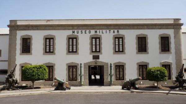 Foto 02 - Museo Militar Regional De Canarias -Almeida