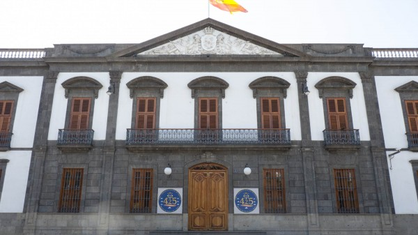 Foto 02 - Palacio De La Capitanía General De Canarias