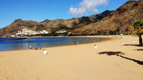 Foto 02 - Playa de Las Teresitas