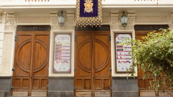 Foto 02 - Teatro Leal