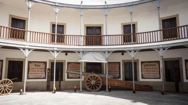 Foto 03 - Museo Militar Regional De Canarias -Almeida