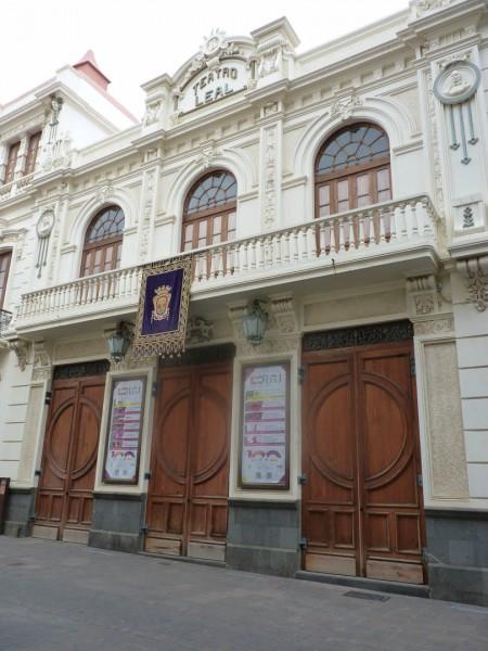 Foto 03 - Teatro Leal