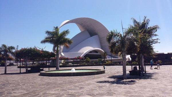 Foto 01 - Auditorio De Tenerife